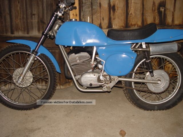 Zundapp  Rickman Zundapp Metisse GS / MC 125 1971 Vintage, Classic and Old Bikes photo
