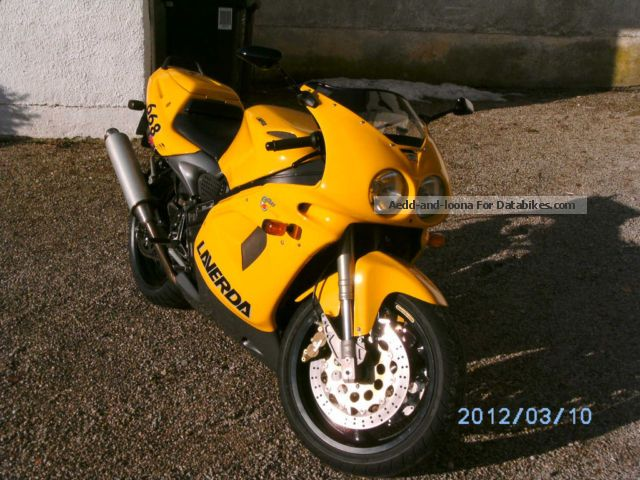 1997 Laverda  668 Motorcycle Sports/Super Sports Bike photo