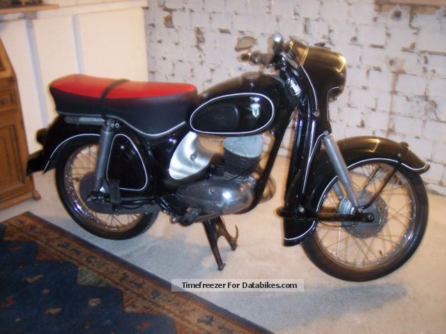 DKW  175 VS 1957 Vintage, Classic and Old Bikes photo