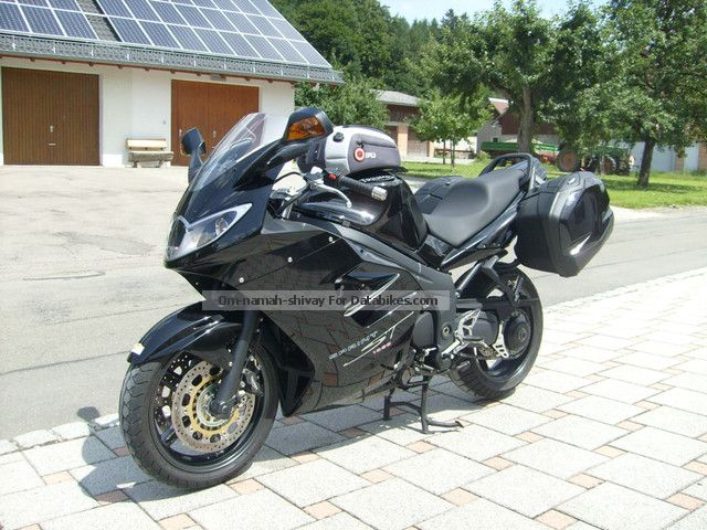 2012 Triumph  Sprint ST 1050 ABS Motorcycle Sport Touring Motorcycles photo