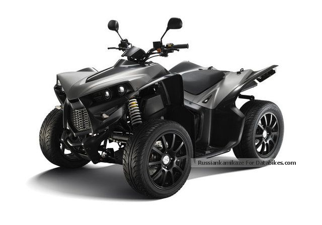 2012 Cectek  Estoc T5 EFI Motorcycle Quad photo