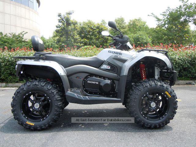 2012 GOES  625i / 625i MAX LED / injectors / Model 2013 Motorcycle Quad photo