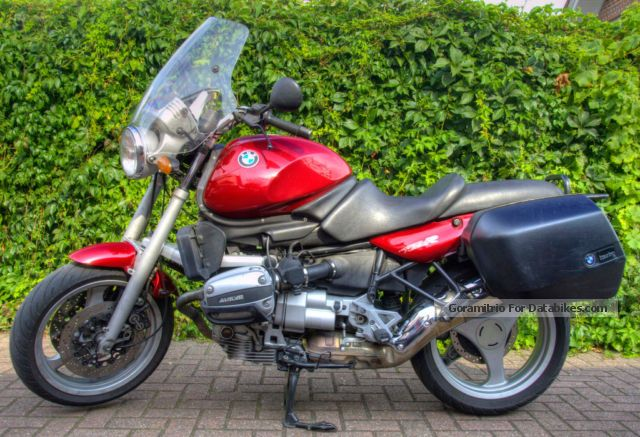 1995 BMW  R0850 R Motorcycle Naked Bike photo
