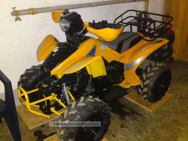 2006 Bashan  150ST-2 Motorcycle Quad photo