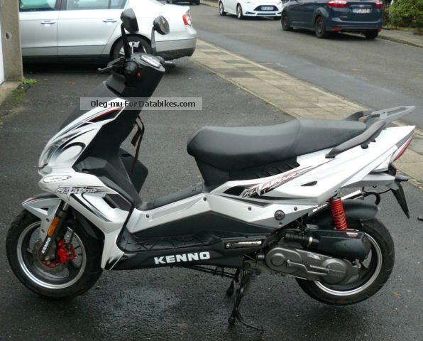 2012 Hercules  PR 5 S Motorcycle Motor-assisted Bicycle/Small Moped photo