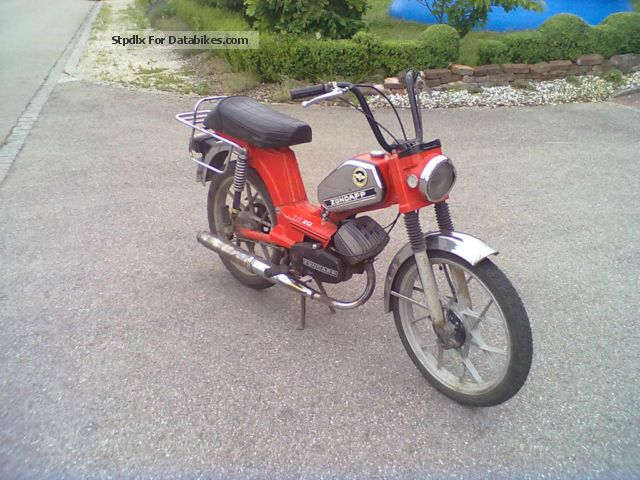 1978 Zundapp  Zündapp zd Motorcycle Motor-assisted Bicycle/Small Moped photo