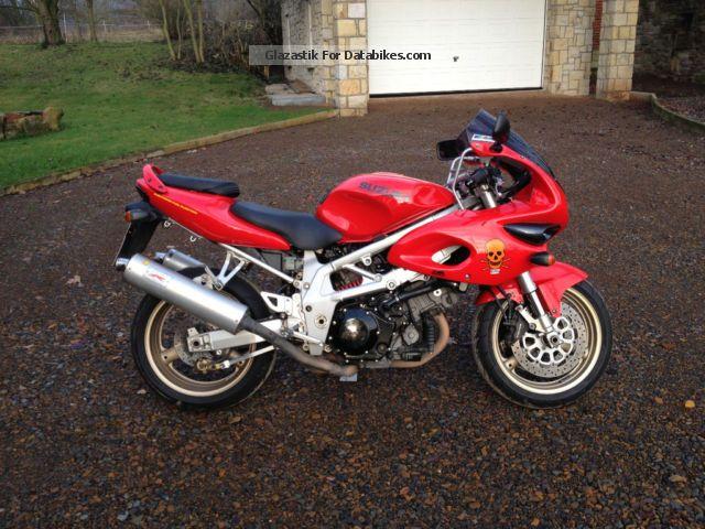 1996 Suzuki  TL 1000 Motorcycle Sport Touring Motorcycles photo