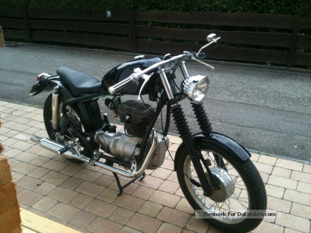 1959 Simson  AWO 425 Sport Motorcycle Other photo