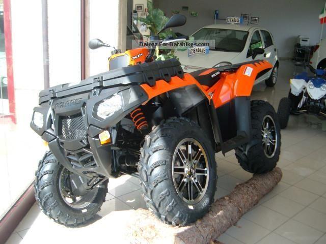 2012 Polaris  Others sportsman 850 Motorcycle Quad photo