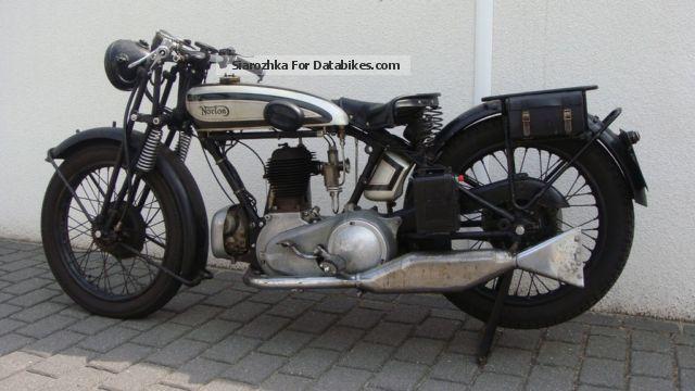 Norton  16H Flat Tank, original non-tinkering 1929 Vintage, Classic and Old Bikes photo