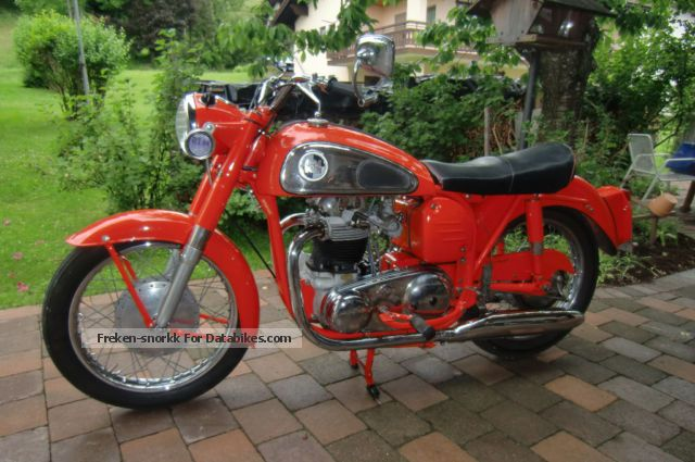 Norton  Dominator 99 1960 Vintage, Classic and Old Bikes photo