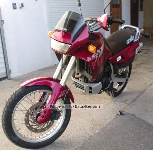 1991 Aprilia  Pegaso 600 Motorcycle Enduro/Touring Enduro photo