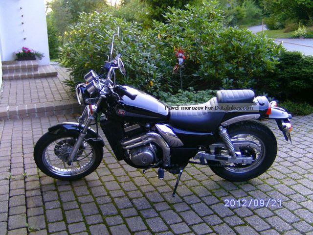 1998 Kawasaki  EL 250 B Motorcycle Chopper/Cruiser photo