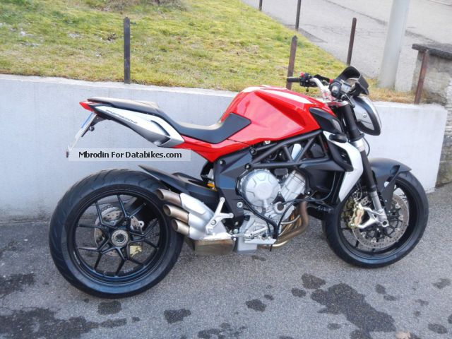 2013 MV Agusta  Brutale 675 B3 without a single fully adjustable fork F3 Motorcycle Naked Bike photo