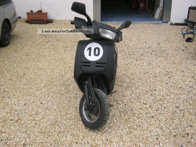 Peugeot  SV 100 EX 1996 Scooter photo