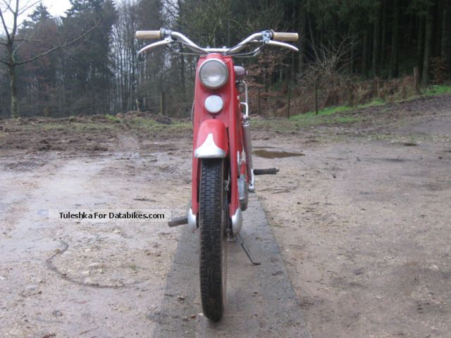 DKW  Bumblebee 1964 Vintage, Classic and Old Bikes photo