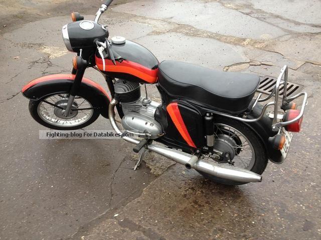 1961 Jawa  356 Motorcycle Motorcycle photo