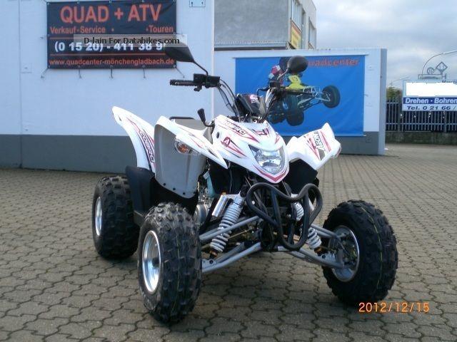 2013 Aeon  Cobra 400 LUX Motorcycle Quad photo
