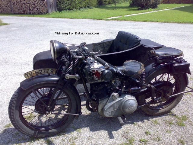 Other  UT 500 1932 Vintage, Classic and Old Bikes photo