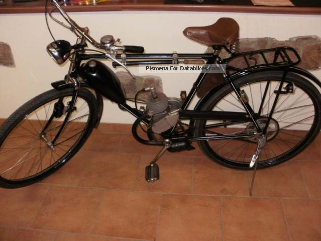 Other  Arrow wheel with Leningrad motor original very rare 1950 Vintage, Classic and Old Bikes photo