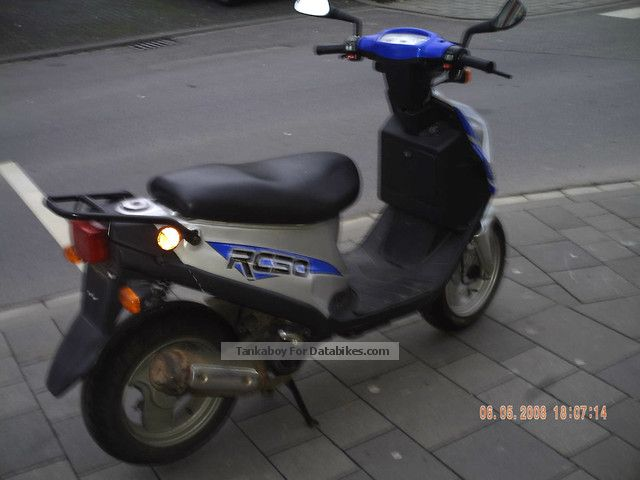2003 Kreidler  Floryy RC 50 Motorcycle Scooter photo