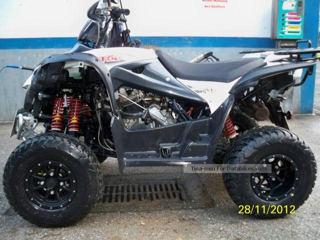 2009 TGB  Target Motorcycle Quad photo