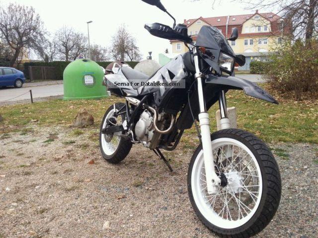 2001 Mz  SM supermoto Motorcycle Lightweight Motorcycle/Motorbike photo