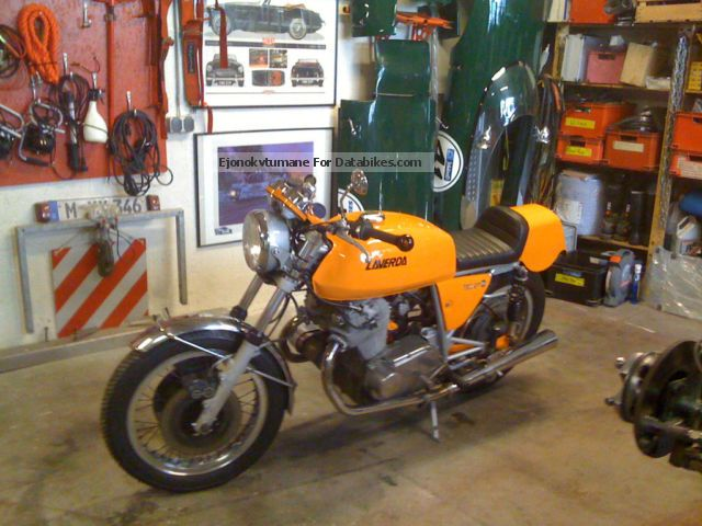 1975 Laverda  750 SF2 Motorcycle Motorcycle photo