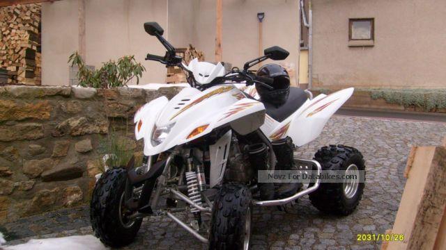 Dinli  ATV - Sport Quad (off-road) 2012 Quad photo