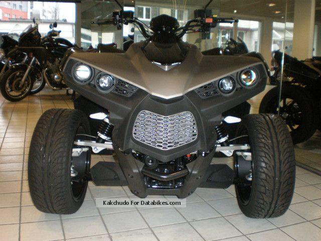 2012 Cectek  Estoc EFI-LOF T5 500 Motorcycle Quad photo