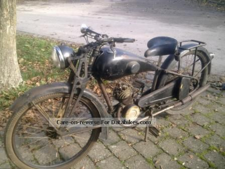 Herkules  MF / 2 1939 Vintage, Classic and Old Bikes photo