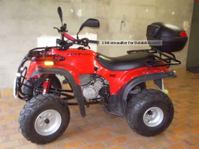 2007 Herkules  Adly 300 Motorcycle Quad photo