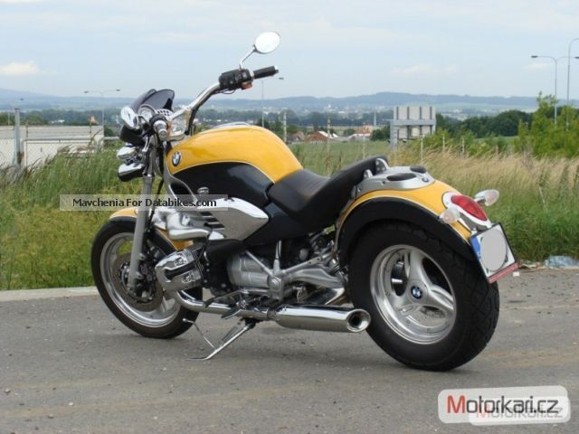 2000 BMW  R100C independent Motorcycle Chopper/Cruiser photo