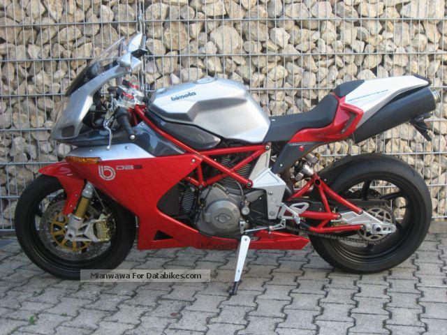 2009 Bimota  DB5 Motorcycle Sports/Super Sports Bike photo