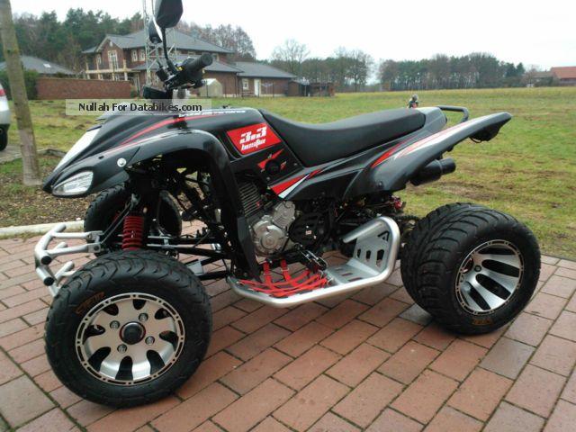 2011 Beeline  Bestia Supermoto 3.3 Motorcycle Quad photo