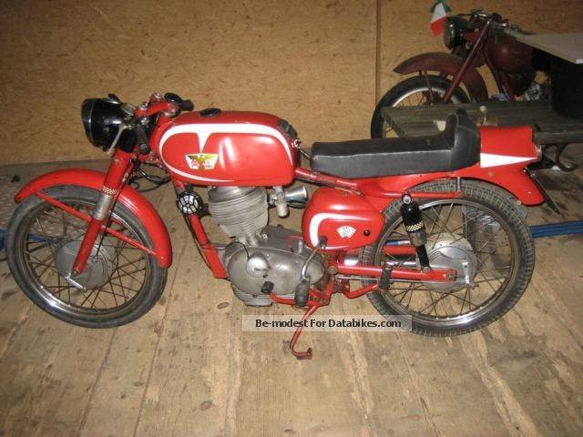 Moto Morini  Tresette Sprint 1959 Vintage, Classic and Old Bikes photo