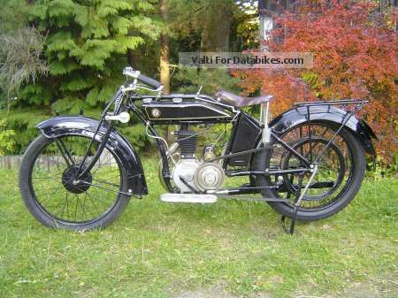 NSU  251 R 1927 Vintage, Classic and Old Bikes photo