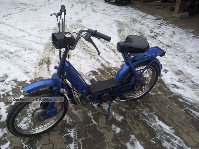 1990 Piaggio  Ciao moped 25km / h in running Motorcycle Motor-assisted Bicycle/Small Moped photo