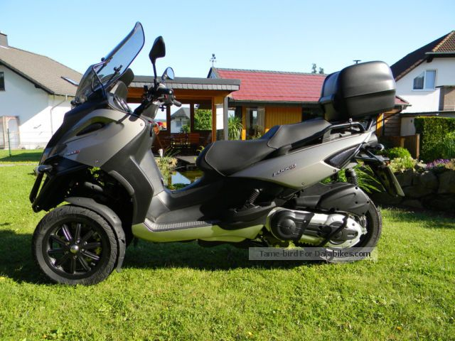 Gilera  Fucoc 500 with automotive approval 2008 Scooter photo