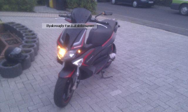 2008 Gilera  Runner Motorcycle Scooter photo