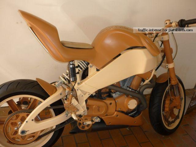 2005 Buell  XB1 Custom Bike Motorcycle Streetfighter photo