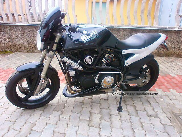1999 Buell  Lightning X1 1200 Motorcycle Sports/Super Sports Bike photo