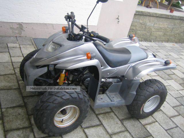 2004 Herkules  Adly ATV 50 Motorcycle Quad photo