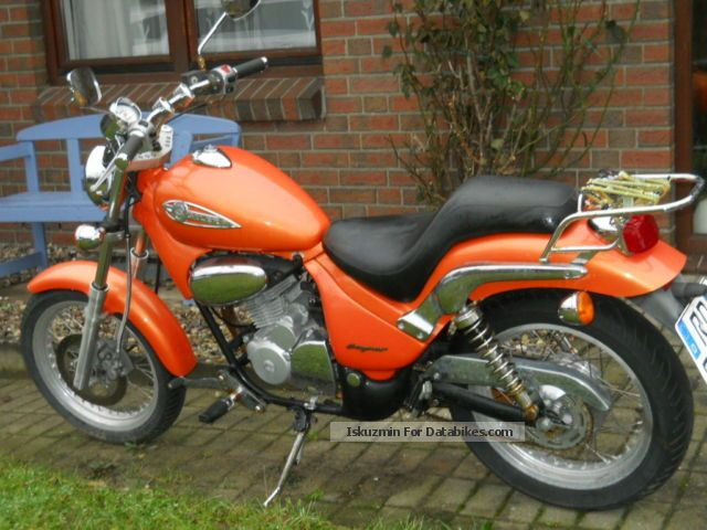 Gilera  Coguar 125 2003 Chopper/Cruiser photo