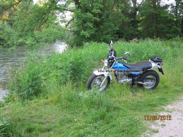 2008 Suzuki  VR 125 Van Van Motorcycle Motorcycle photo