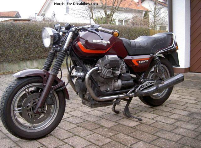 Moto Guzzi  T5 1984 Naked Bike photo