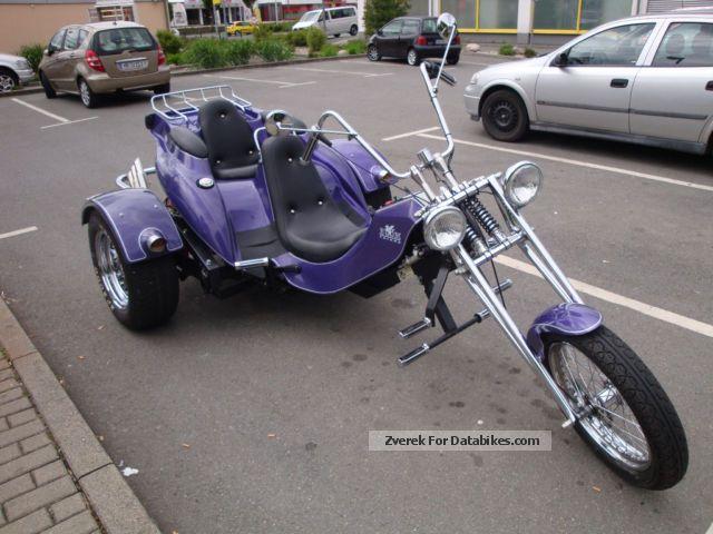 2001 Boom  Hyghway trikes Motorcycle Trike photo