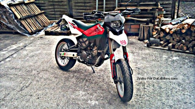 2006 Husqvarna  610 SM Motorcycle Super Moto photo
