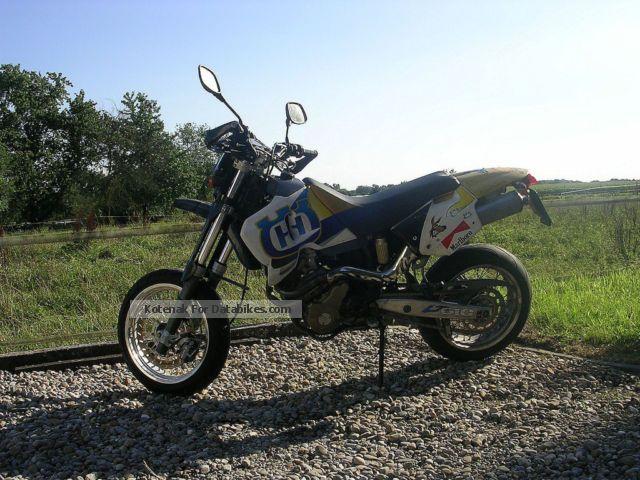 2003 Husqvarna  SM610E Motorcycle Super Moto photo