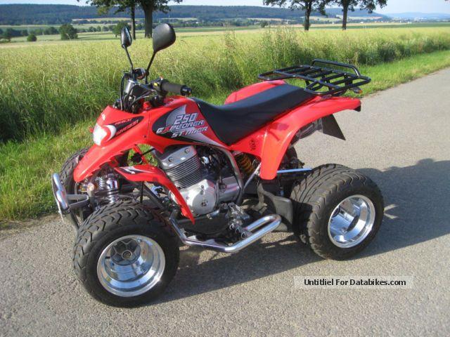 2009 SMC  Stinger Motorcycle Quad photo